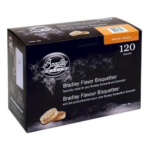 View a Larger Image of Flavor Bisquetttes Mesquite 120Pk