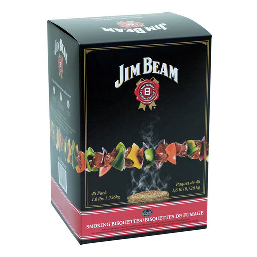 View a Larger Image of Jim Beam Bisquettes, 48 Pack