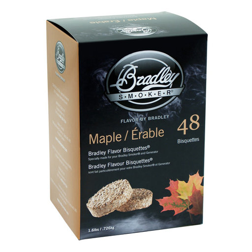 View a Larger Image of Maple Bisquettes, 48 Pack