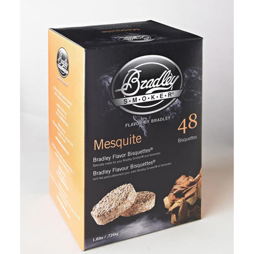 View a Larger Image of Mesquite Bisquettes, 48 Pack