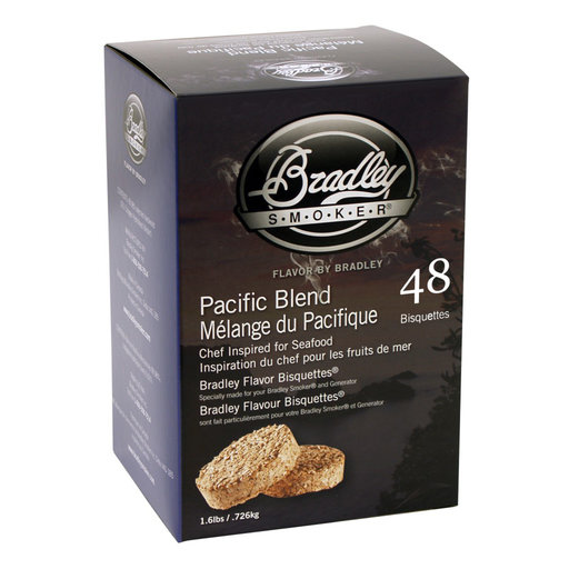 View a Larger Image of Pacific Blend Bisquettes, 48 Pack