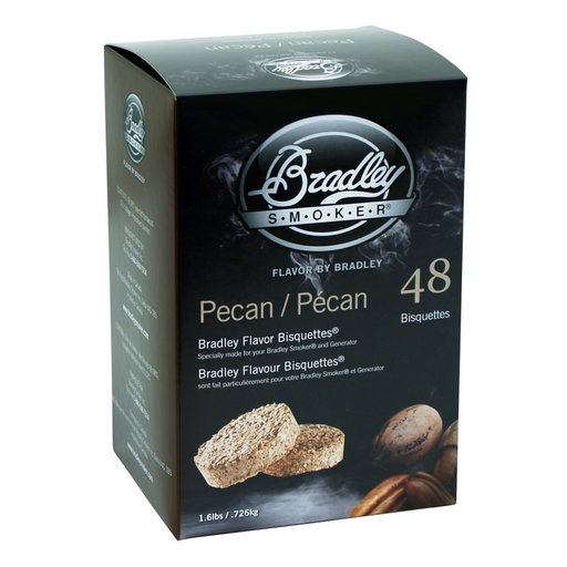 View a Larger Image of Pecan Bisquettes, 48 Pack
