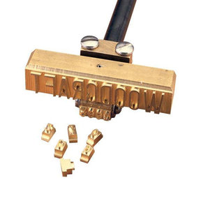 Date Attachment for Non-Electric Branding Iron