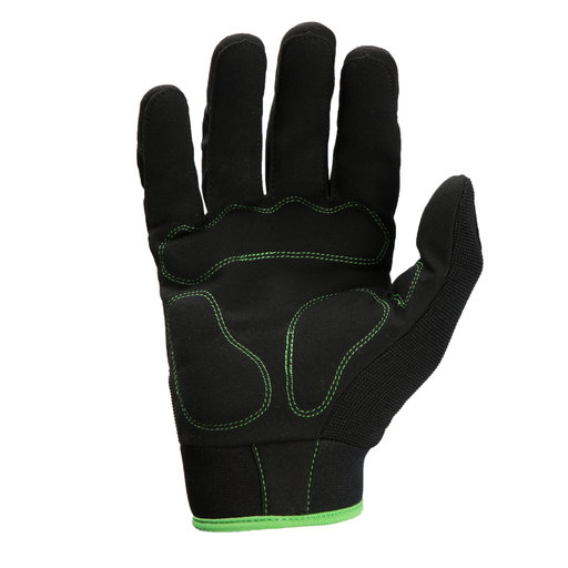 View a Larger Image of Brawny Gloves, Black, Small