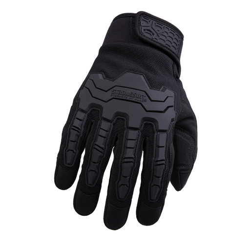 View a Larger Image of Brawny Gloves, Black, XXL