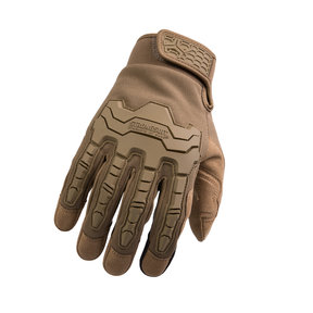 Brawny Coyote Gloves, Black, Small