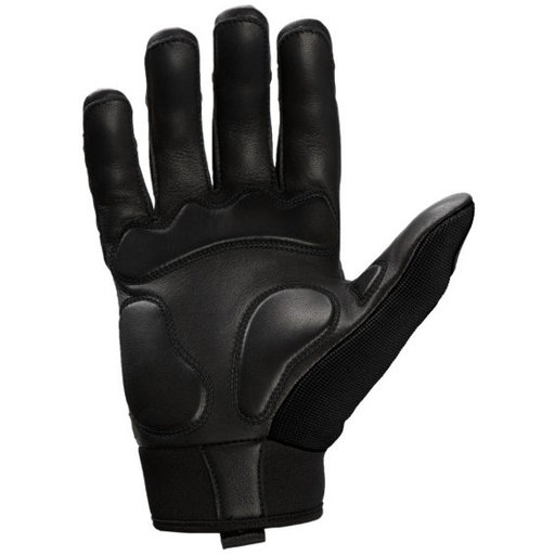 View a Larger Image of Brawny Plus Gloves, Black, Medium