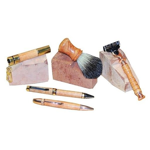 """View a Larger Image of Briar Block M-Straight 1-1/2"""" x 2-1/8"""" x 3"""""""