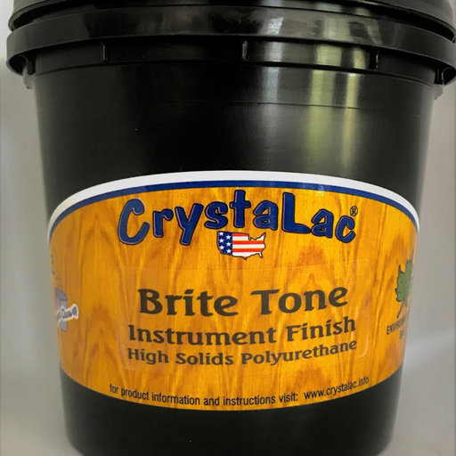 View a Larger Image of Brite Tone Instrument Finish Satin 5 Gallon Pail