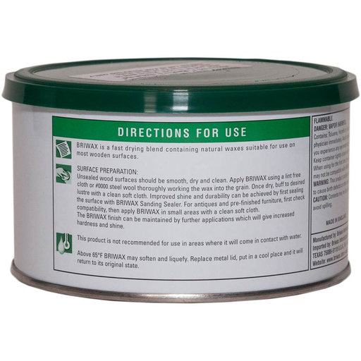 View a Larger Image of Ebony Furniture Wax 1 lb