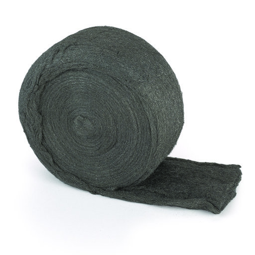 View a Larger Image of Oil Free Steel Wool 0000 225 gram Roll