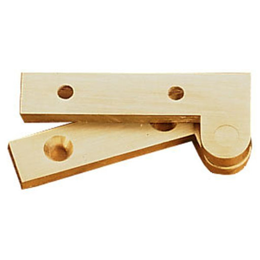 "View a Larger Image of 5/16"""" x 1-3/8"""" Offset Hinge Pair"