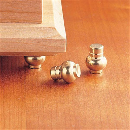 View a Larger Image of Jewelry Box Feet 4 pk
