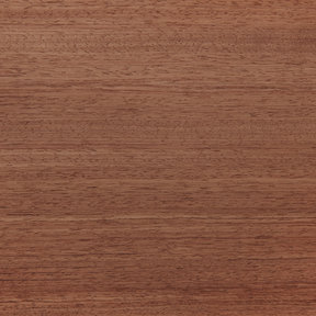 Bubinga Veneer Sheet Quarter Cut 4' x 8' 2-Ply Wood on Wood
