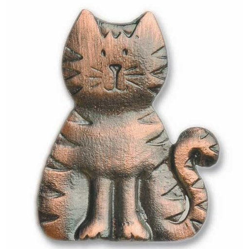 View a Larger Image of Cat Pull, Nickel, Model 097N