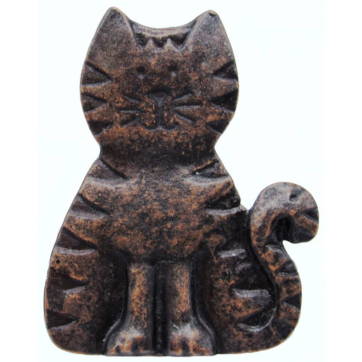 View a Larger Image of Cat Pull, Oil Rubbed Bronze, Model 097ORB