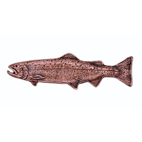 Long Trout Pull, Left, Antique Copper, Model 320AC