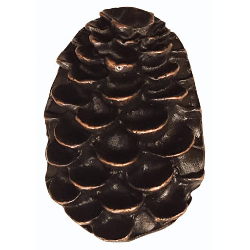 View a Larger Image of Pine Cone Pull, Oil Rubbed Bronze, Model 325ORB