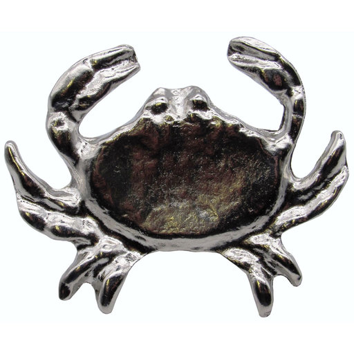 View a Larger Image of Sand Crab Pull, Nickel, Model 233N