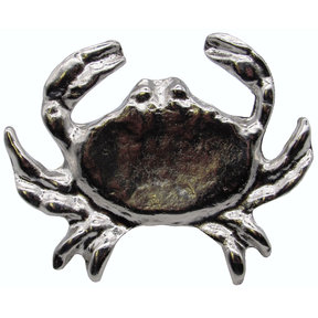 Sand Crab Pull, Nickel, Model 233N