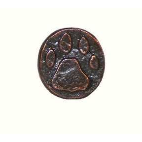 Stone Wolf Track Pull, Oil Rubbed Bronze, Model 173ORB
