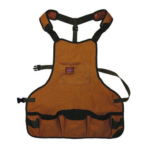 View a Larger Image of BucketBoss Duckwear SuperBib Apron, Model#: 80200