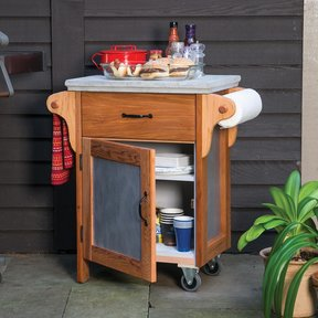 Build a Great Grill Cart Downloadable Plan