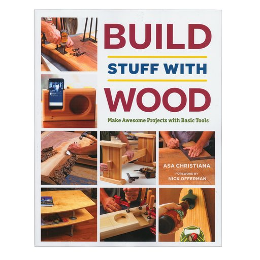View a Larger Image of Build Stuff With Wood