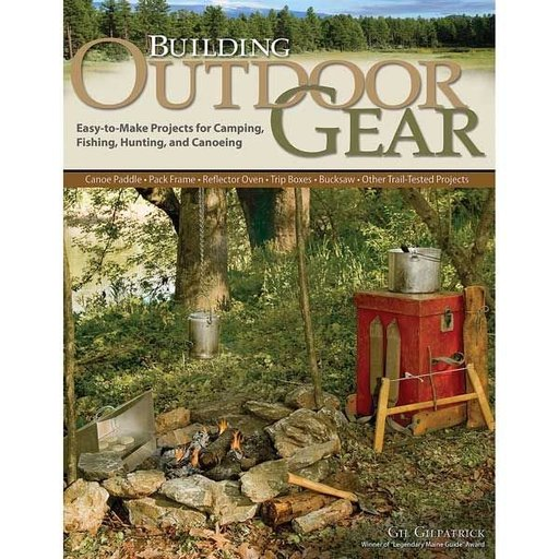 View a Larger Image of Building Outdoor Gear, Revised, 2nd Edition