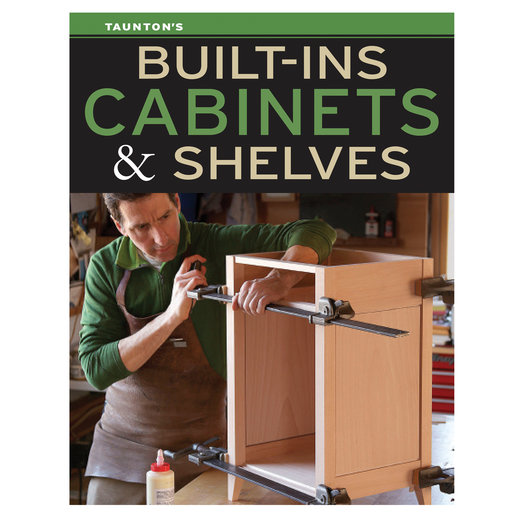 View a Larger Image of Built-In Cabinets & Shelves