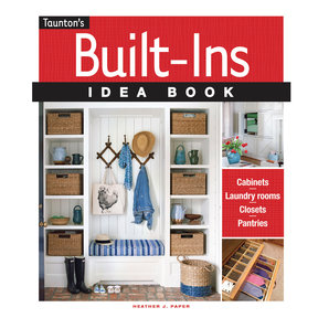 Built In Idea Book