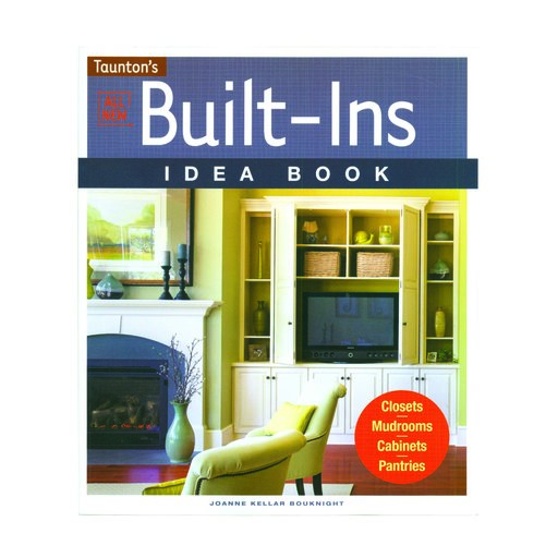 View a Larger Image of Built-Ins Idea Book