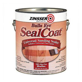 Bulls Eye Sealcoat Universal Sanding Sealer, 1 Gallon