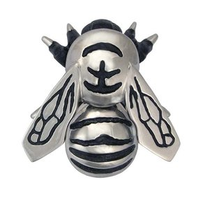 Bumblebee Door Knocker - Nickel Silver
