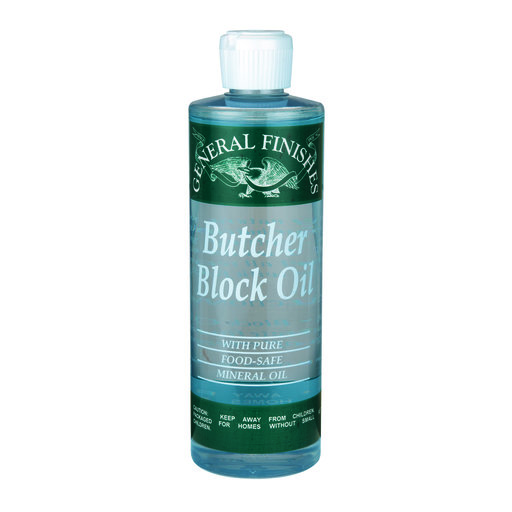View a Larger Image of Butcher Block Oil Pint,