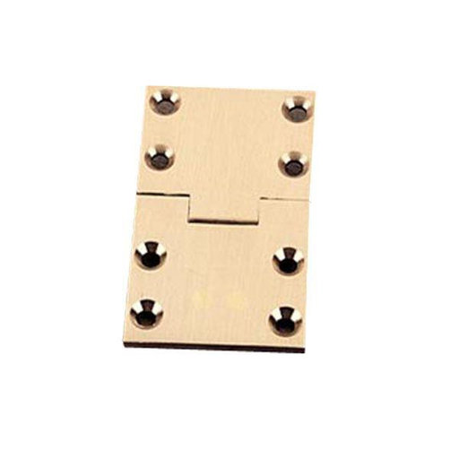 "View a Larger Image of Butler Tray Hinge, Square, 2-1/2"" L x 1-1/2"" W"