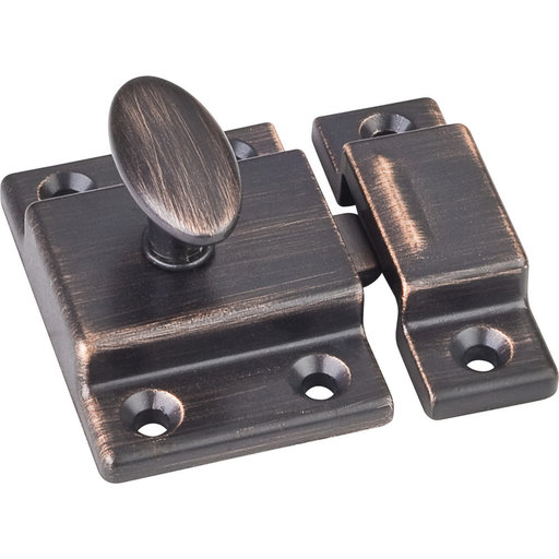 """View a Larger Image of Cabinet Latch, 1-3/4"""", Brushed Oil Rubbed Bronze"""