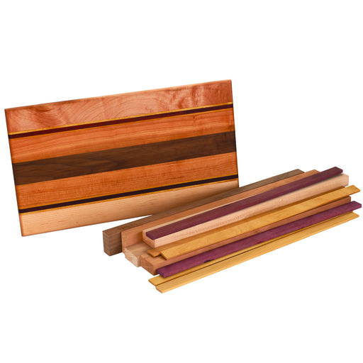 View a Larger Image of Cafe Cutting Board Kit