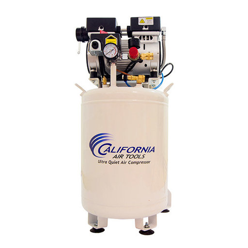 View a Larger Image of 10010DC Ultra Quiet and Oil Free 1 HP 10 Gal. Air Compressor