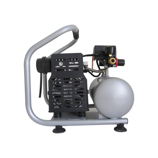 View a Larger Image of 3/5HP 1 Gallon Portable Steel Tank Air Compressor