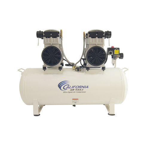 View a Larger Image of 20040DCAD Ultra Quiet and Oil Free 2 HP 20 Gal. Air Compressor