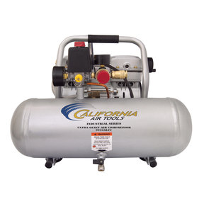 2010ALFC Ultra Quiet and Oil Free 1 HP 2 Gal. Air Compressor