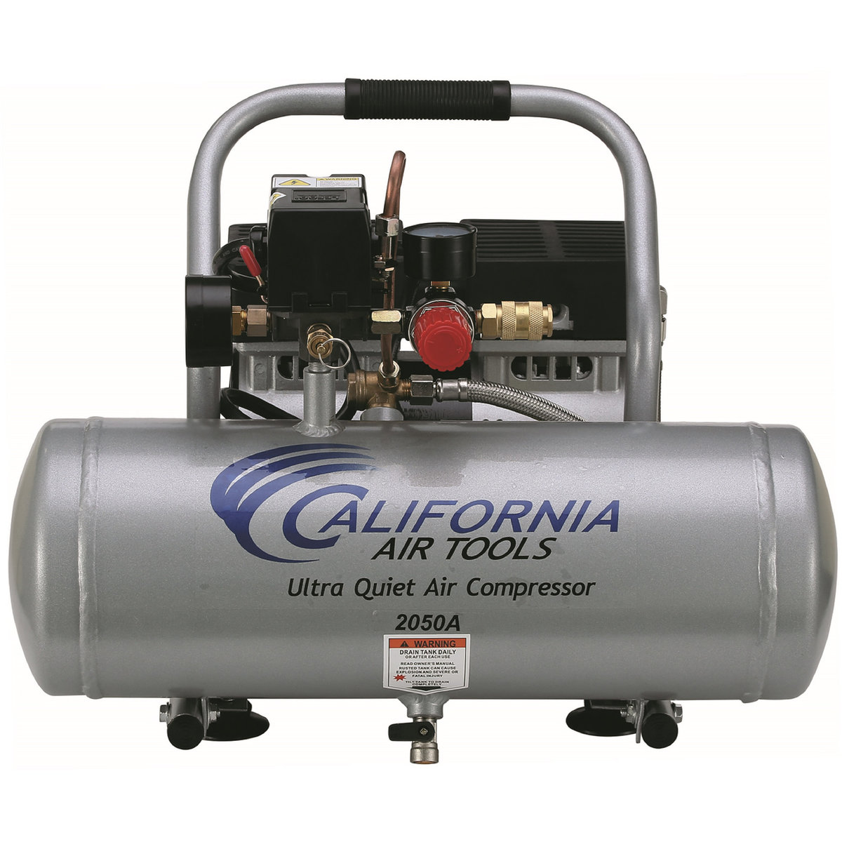View A Larger Image Of 2050a Ultra Quiet And Oil Free 1 2 Hp