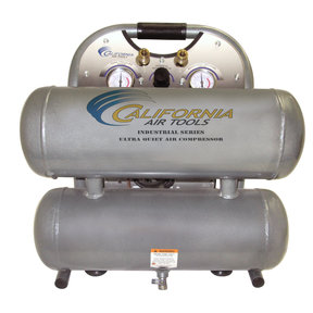 4610ALFC Ultra Quiet and Oil Free 1 HP 4.6 Gal. Air Compressor