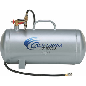 5 Gallon Portable Steel Air Tank, AUX5