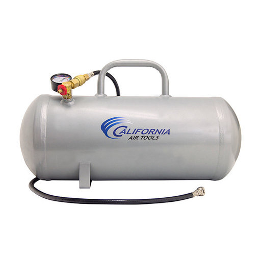 View a Larger Image of 5 Gallon Portable Steel Air Tank, AUX5