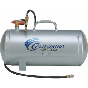 5 Gallon Portable Aluminum Air Tank