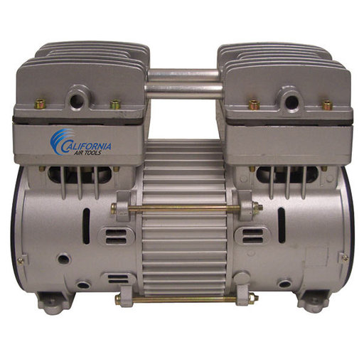 View a Larger Image of MP100LF Industrial 1 HP Ultra Quiet and Oil-Free Air Compressor Motor