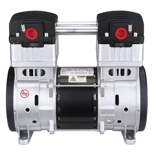 View a Larger Image of SP-90407 2 HP (220V 60Hz) Ultra Quiet and Oil-Free Air Compressor Motor