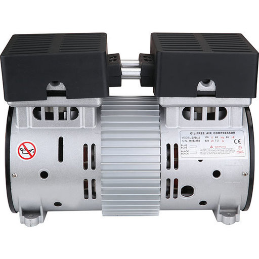 View a Larger Image of SP-9413 1 HP Ultra Quiet and Oil-Free Air Compressor Motor